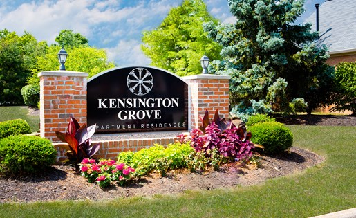 Welcome to Kensington Grove Apartments in Westerville OH